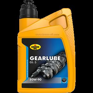 Obrázek pro výrobce Gearlube GL-5 80W-90 1L balení
