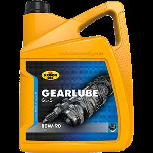Obrázek pro výrobce Gearlube GL-5 80W-90 5L balení