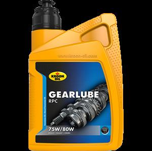 Obrázek pro výrobce Gearlube RPC 75W/80W 1L balení