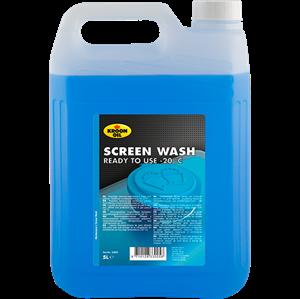 Obrázek pro výrobce Screen wash -20  5L balení