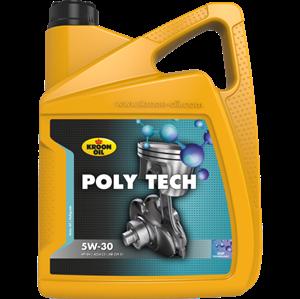 Obrázek pro výrobce Poly Tech 5W-30 5L balení